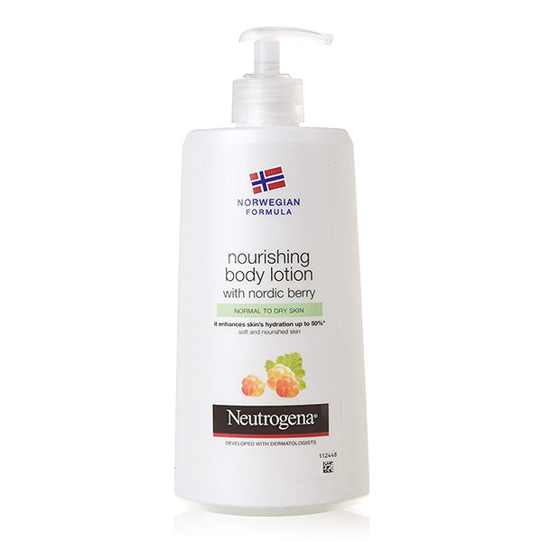 Image of   Bodylotion Nordic Berry Neutrogena (250 ml)