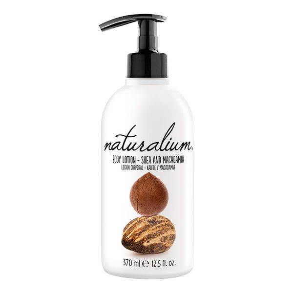 Image of   Bodylotion Shea & Macadamia Naturalium (370 ml)