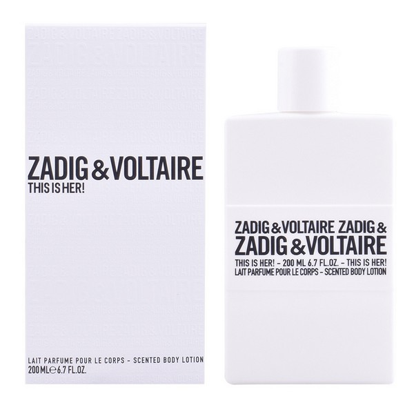 Image of   Bodylotion This Is Her! Zadig & Voltaire (200 ml)