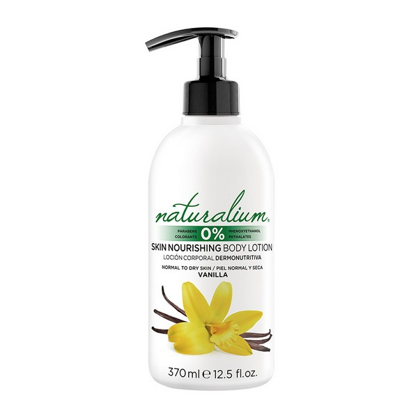 Image of   Bodylotion Vainilla Naturalium (370 ml)