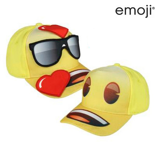 Image of   Børnekasket Emoji 517