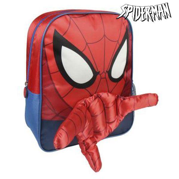 Image of   Børnetaske Spiderman 74690 Rød