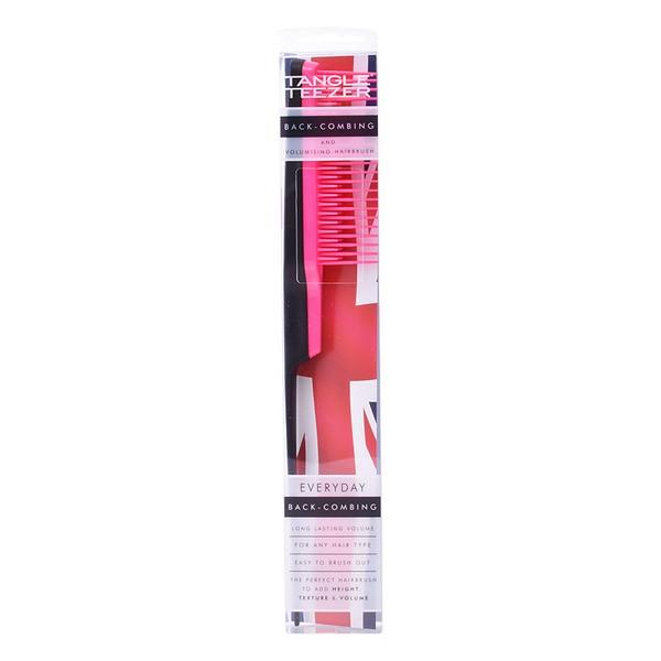 Image of   Børste til Glatning af Håret Back Combing Pink Embrace Tangle Teezer