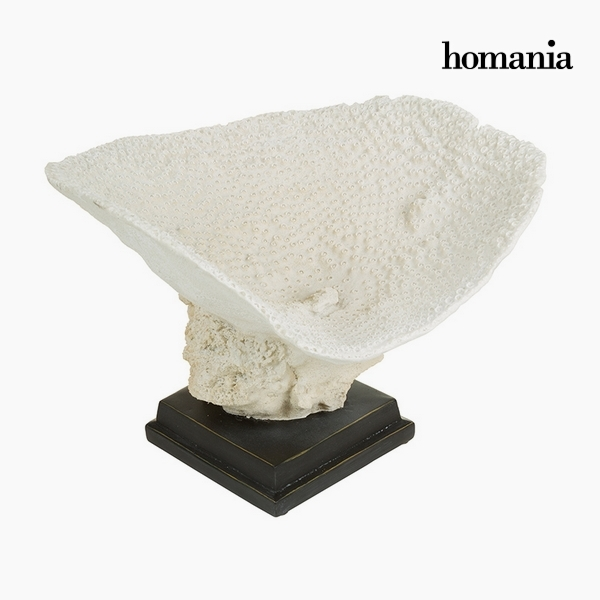 Image of   Borddekoration Harpiks Beige (37 x 33,5 x 25,5 cm) by Homania