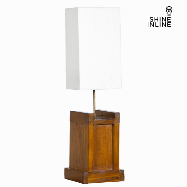 Image of   Bordlampe Cedertræ (20 x 20 x 40 cm) by Shine Inline