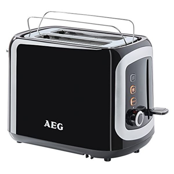 Image of   Brødrister Aeg AT3300 940W Sort