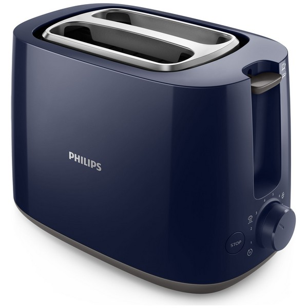 Image of   Brødrister Philips HD2581/70 900W Sort
