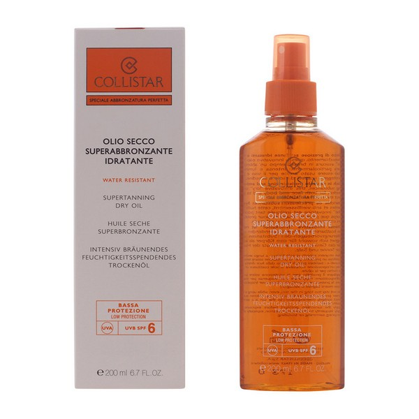 Image of   Bronzer Perfect Tanning Collistar Spf 6 (200 ml)