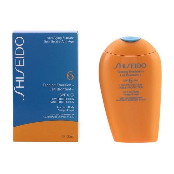 Image of   Bronzer Tanning Shiseido Spf 6 (150 ml)
