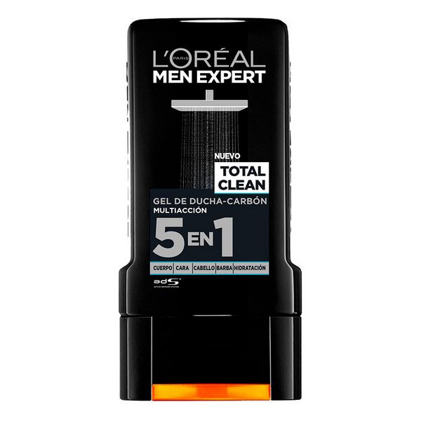 Image of   Brusecreme Total Clean L'Oreal Make Up (300 ml)
