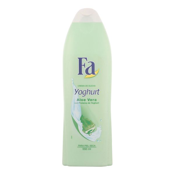 Image of   Brusecreme Yoghurt & Aloe Fa (550 ml)