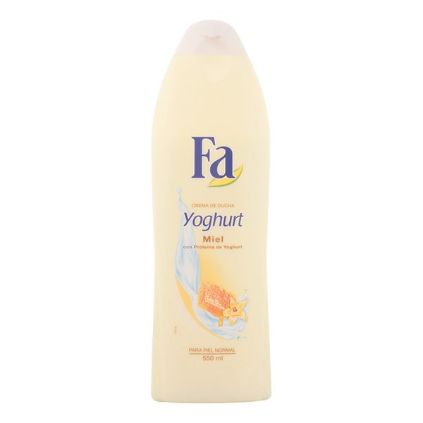 Image of   Brusecreme Yoghurt & Honey Fa (550 ml)