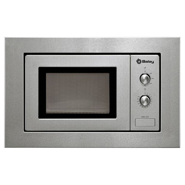 Image of   Built-in microwave Balay 3WMX1918 17 L 800W Rustfrit stål