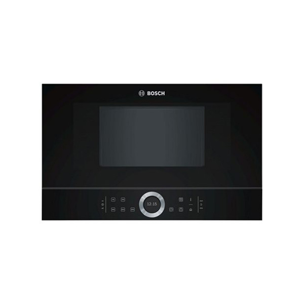 Image of   Built-in microwave BOSCH BFL634GB1 21 L 900W Sort