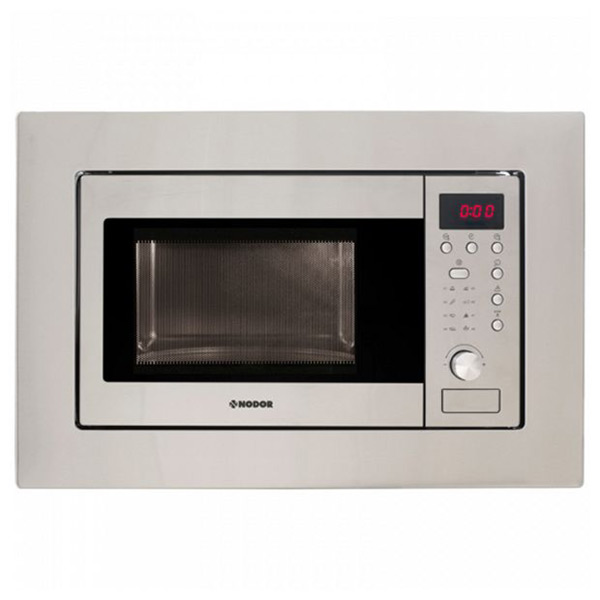 Image of   Built-in microwave Nodor NM20DX 20 L 800W Hvid