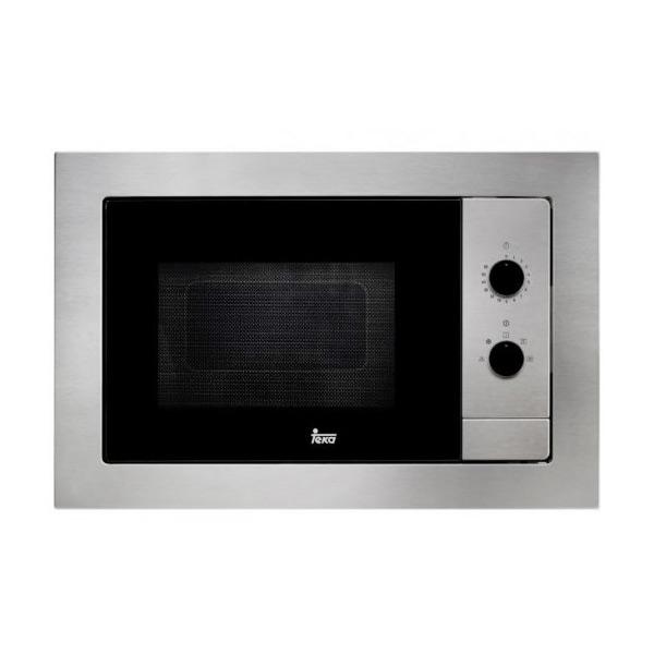 Image of   Built-in microwave Teka MB620BIMB 20 L 700W Sort Rustfrit stål