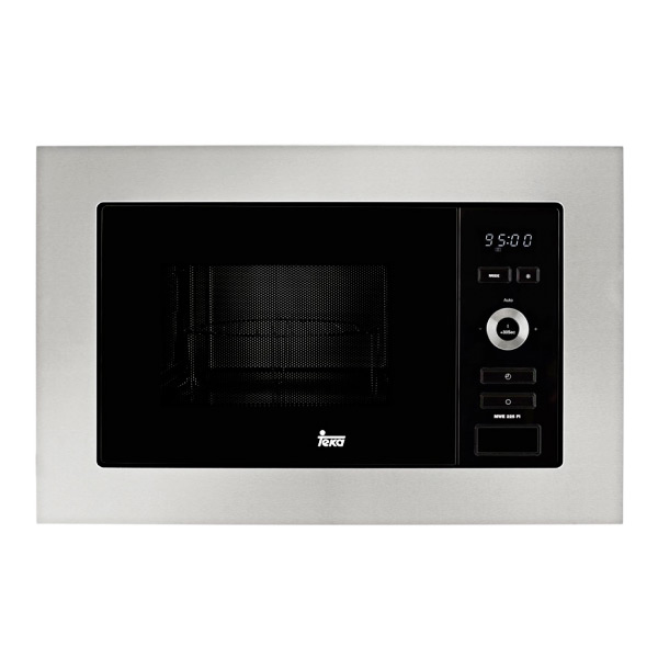 Image of   Built-in microwave Teka MWE225FI 20 L 800W Sort Rustfrit stål