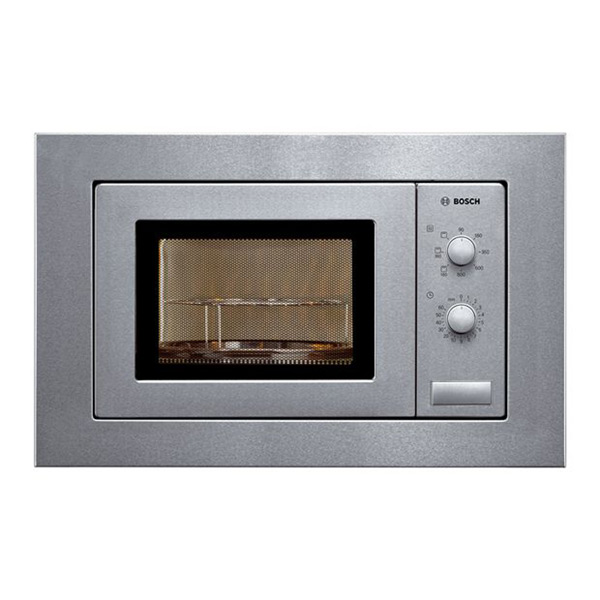 Image of   Built-in microwave with grill BOSCH HMT72G650 18 L 800W Rustfrit stål