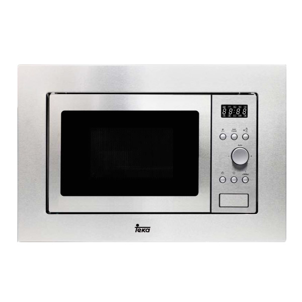 Image of   Built-in microwave with grill Teka MWE204FI 20 L 800W Rustfrit stål