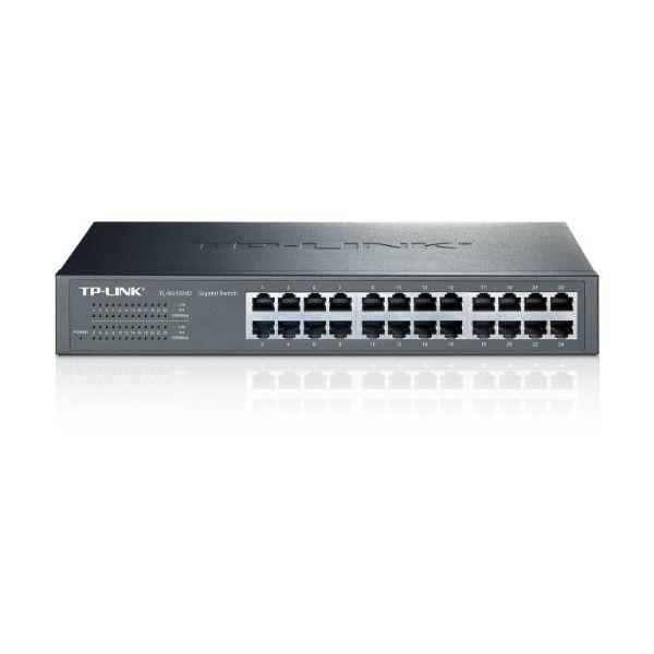 Image of   Cabinet Switch TP-LINK TL-SG1024D 24P Gigabit