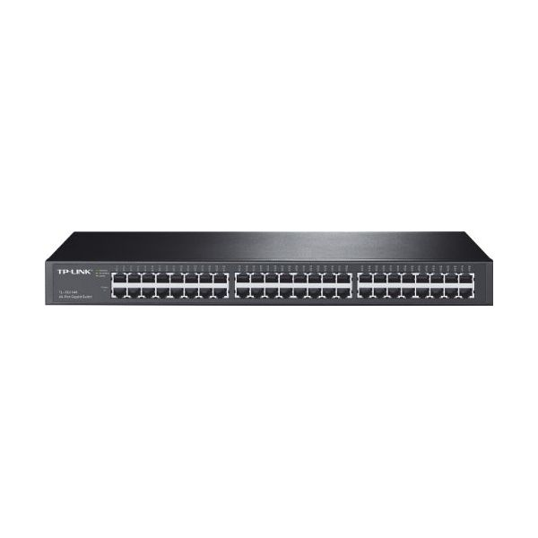 Image of   Cabinet Switch TP-LINK TL-SG1048 48P Gigabit 1 U 19""