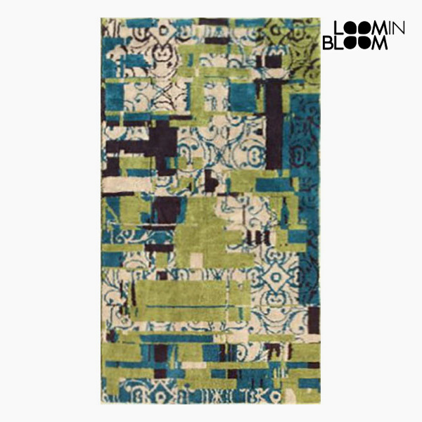 Image of   Carpet Blå (150 x 80 x 3 cm) - Sweet Home Samling by Loom In Bloom