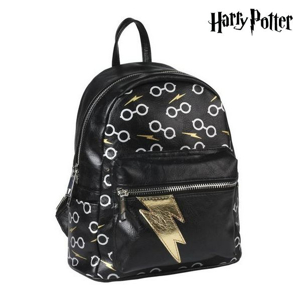 Image of   Casual Rygsæk Harry Potter 75629 Sort