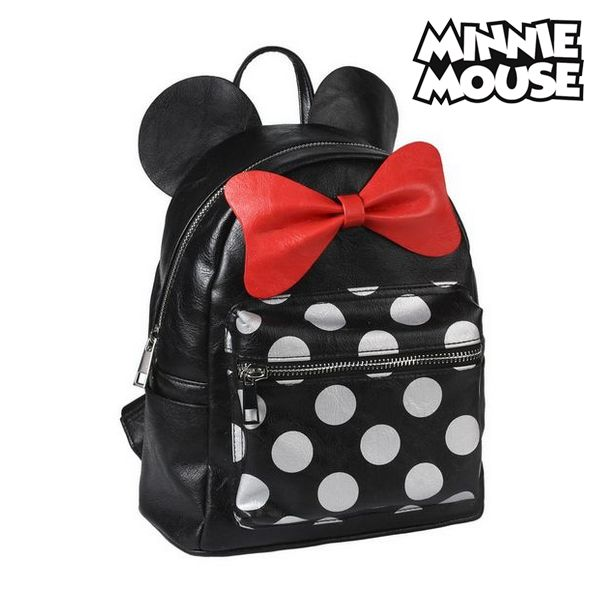 Image of   Casual Rygsæk Minnie Mouse 75599 Sort