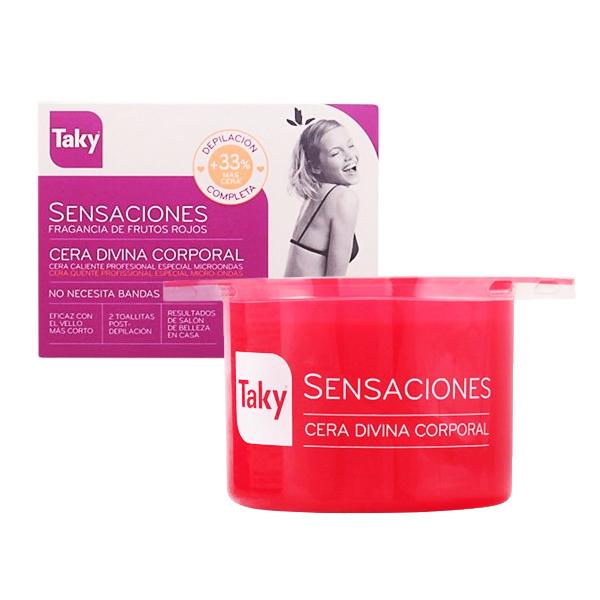 Image of   Cera Depilatória Corporal Sensaciones Taky (400 g)