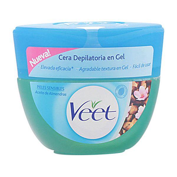 Image of   Cera Depilatória Corporal Veet (250 ml)