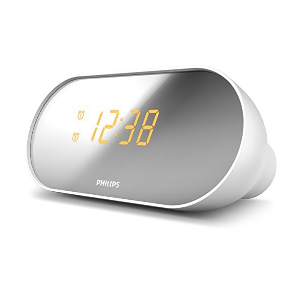 Image of   Clock-radio Philips AJ2000/12 LED FM Hvid