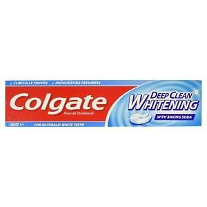 Billede af Colgate Deep Clean Whitening - 100ml