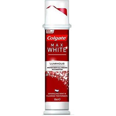 Image of   Colgate Max White Pumpe - 100ml