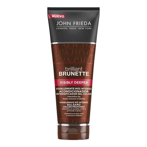 Image of   Colour Protecting Conditioner Brilliant Brunette John Frieda (250 ml)