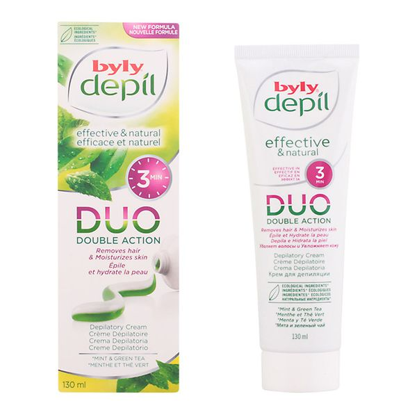 Image of   Creme Depilatório Corporal Depil Duo Byly (130 ml)