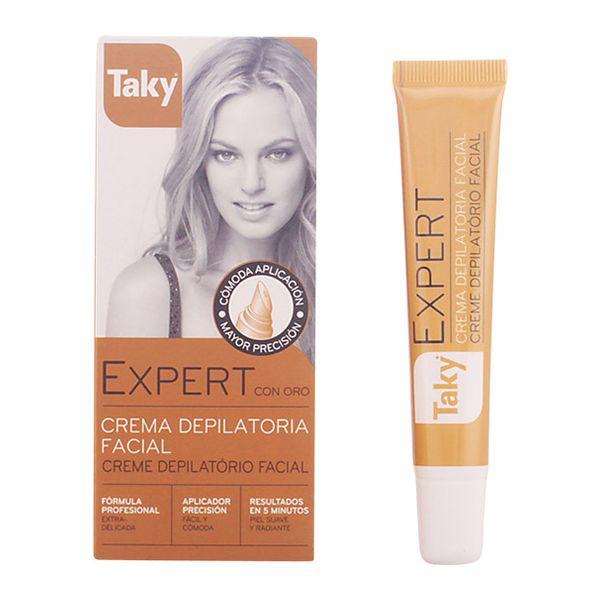 Image of   Creme Depilatório Facial Expert Oro Taky (20 ml)