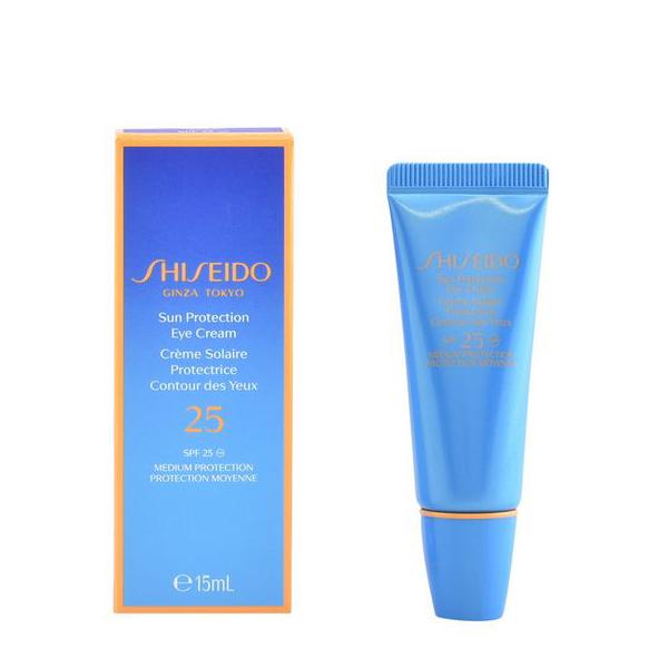 Image of   Creme til Øjenpleje Sun Protection Shiseido SPF 25 (15 ml)