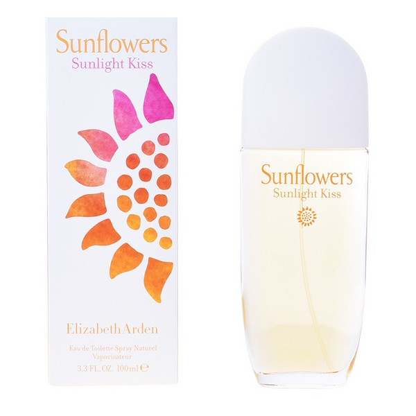 Image of   Dameparfume Sunflowers Sunlight Kiss Elizabeth Arden EDT (100 ml)