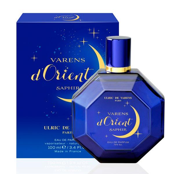 Image of   Dameparfume Varens Dorient Saphir Ulric De Varens EDP (100 ml)
