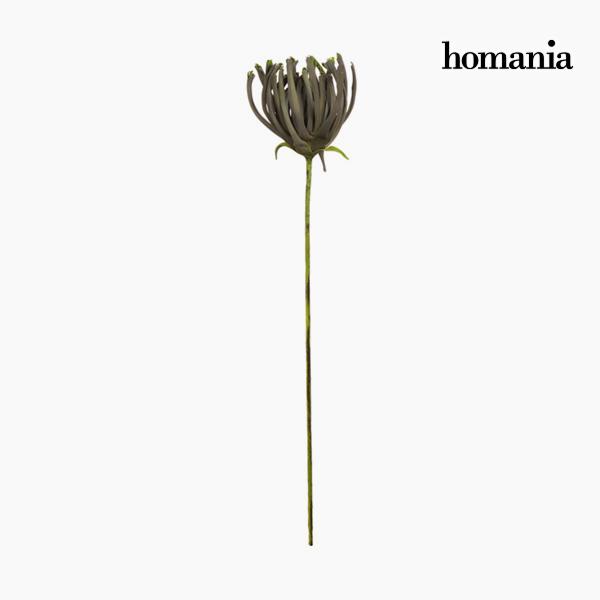 Image of   Dekorativ figur Blomst Skum Grå (85 cm) by Homania