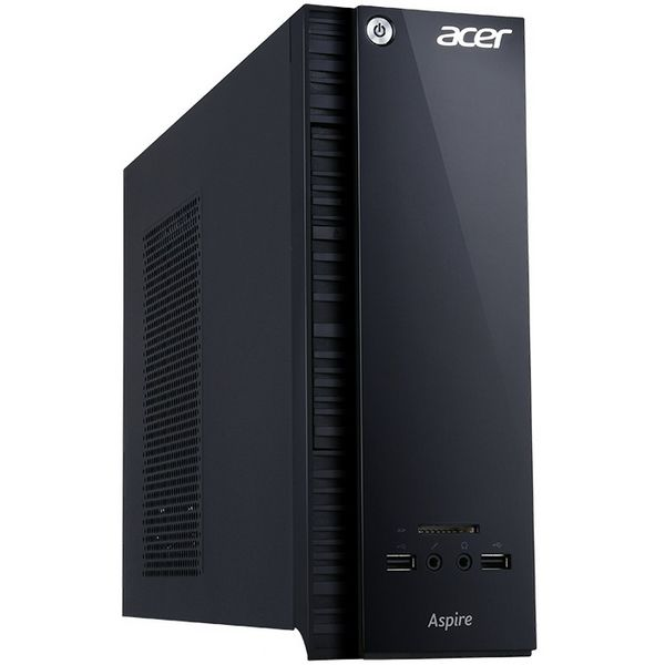 Image of   Desktop pc Acer Aspire XC-705 3.6 GHz i3-4160 Sort