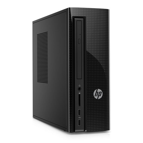 Image of   Desktop pc HP 260-P100NS Intel Core i3-6100T 1 TB HDD 4 GB RAM Windows 10 Sort
