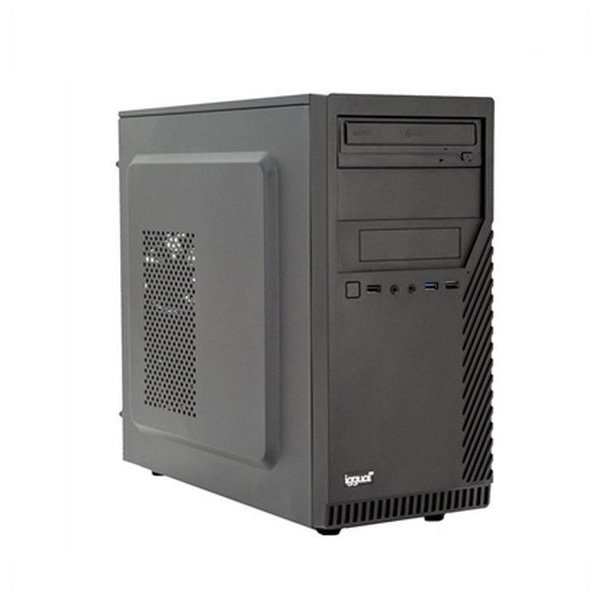 Image of   Desktop pc iggual PSIPCH401 i3-8100 4 GB RAM 1 TB HDD Sort
