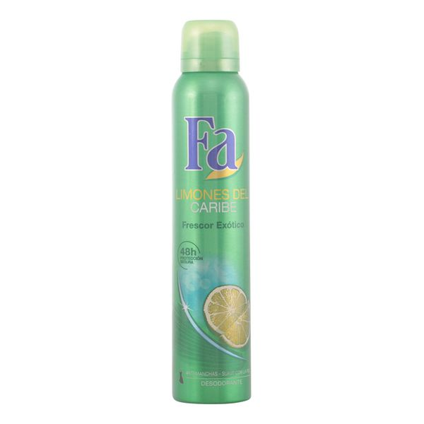 Image of   Desodorizante em Spray Limões do Caribe Fa (200 ml)