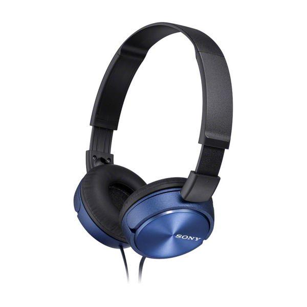 Image of   Diadem-hovedtelefoner Sony MDRZX310APA 98 dB Blå