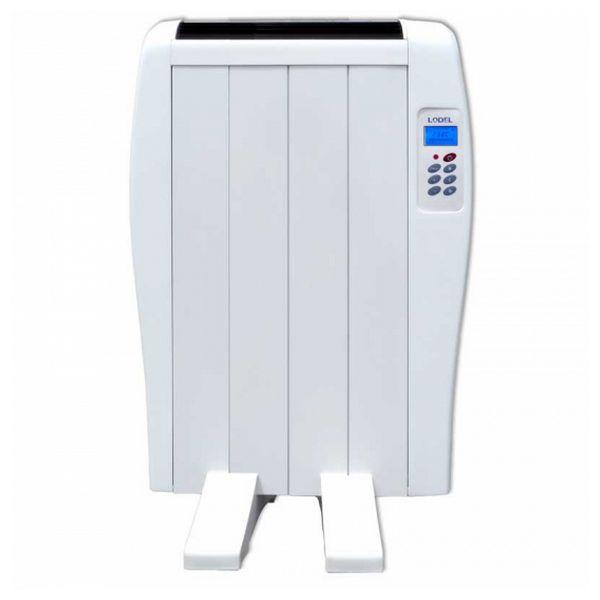 Image of   Digital termisk elradiator (4 kamre) Haverland RA4 600W Hvid