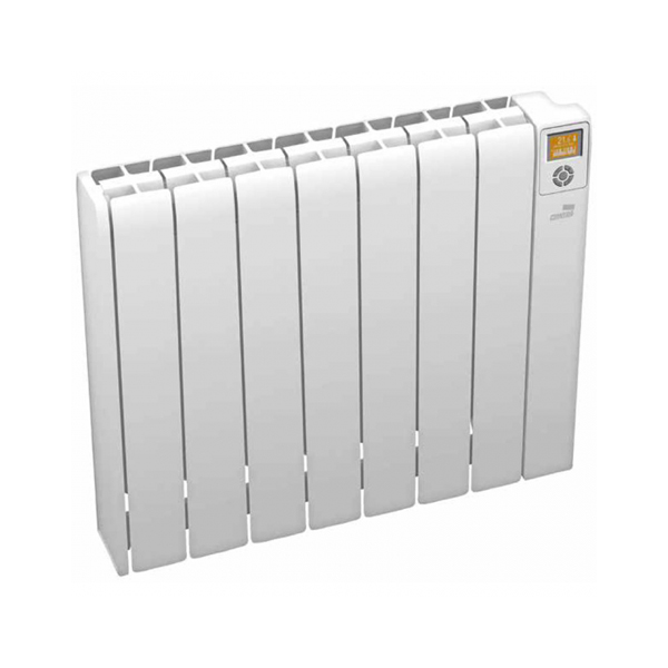 Image of   Digitalt, keramisk varmeapparat (7 kamre) Cointra 223835 1200W LCD Hvid
