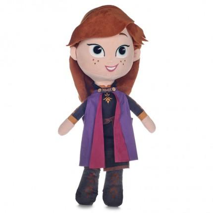Image of   Disney Frozen 2 Anna Blød Bamse - 50cm
