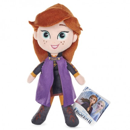 Image of   Disney Frozen 2 Sortiment 18cm - Anna