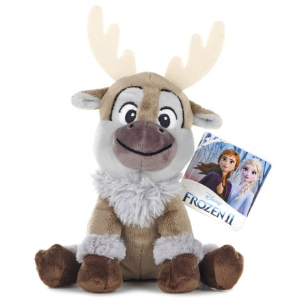 Image of   Disney Frozen 2 Sortiment 18cm - Sven